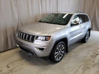 Used 2018 Jeep Grand Cherokee Limited DÉMO for sale in Rouyn-Noranda, QC