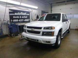 Used 2005 Chevrolet Colorado Ls Awd for sale in St-Raymond, QC