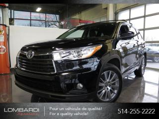 Used 2016 Toyota Highlander XLE|V6|AWD|8PASSAGERS|NAVI|MAGS19''| for sale in Montréal, QC