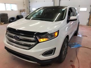 Used 2016 Ford Edge 4 portes SEL, Traction intégrale for sale in St-Félicien, QC