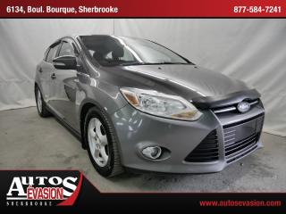 Used 2012 Ford Focus Sel + Cuir + Toit for sale in Sherbrooke, QC