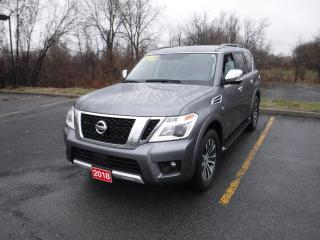 Used 2018 Nissan Armada SL for sale in Cornwall, ON
