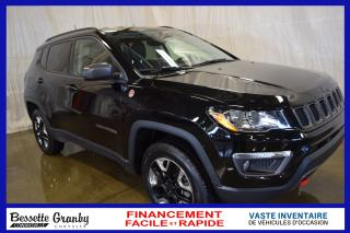 Used 2017 Jeep Compass Trailhawk = BAS KM !! for sale in Cowansville, QC