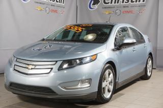 Used 2015 Chevrolet Volt CAMERA ET RADAR  DE RECUL SIEGE CHAUFFANT for sale in Montréal, QC