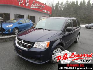 Used 2014 Dodge Grand Caravan Se Stow&go 7 for sale in St-Prosper, QC