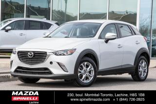 Used 2016 Mazda CX-3 Gs Awd Bluetooth for sale in Lachine, QC