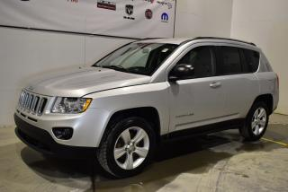 Used 2012 Jeep Compass NORTH AWD for sale in Sherbrooke, QC