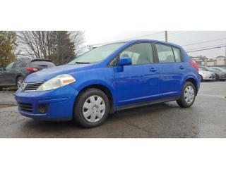 Used 2009 Nissan Versa SL for sale in St-Jérôme, QC