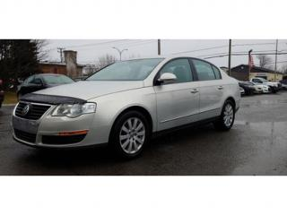 Used 2009 Volkswagen Passat for sale in St-Jérôme, QC