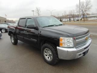 Used 2012 Chevrolet Silverado 1500 AWD CREW CAB LT for sale in Châteauguay, QC
