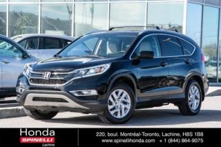 Used 2015 Honda CR-V EX AWD for sale in Lachine, QC
