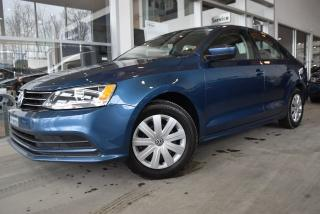 Used 2017 Volkswagen Jetta Trendline+ Bluetooth for sale in St-Jérôme, QC