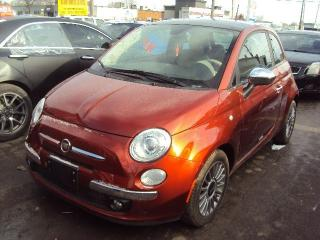Used 2012 Fiat 500 Lounge for sale in Scarborough, ON