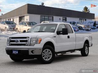 Used 2014 Ford F-150 XLT,4X4,LONGBOX,TOW PKG,B.TOOTH for sale in Barrie, ON