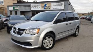Used 2011 Dodge Grand Caravan SE for sale in Etobicoke, ON