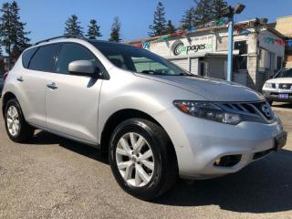 Used 2011 Nissan Murano SV for sale in Toronto, ON