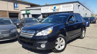 Used 2014 Subaru Outback 2.5I Premium w/P-Moon for sale in Etobicoke, ON