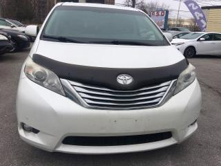 Used 2011 Toyota Sienna LIMITED for sale in Scarborough, ON
