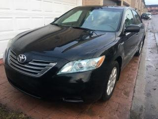 Used 2009 Toyota Camry LE Hybrid for sale in Scarborough, ON
