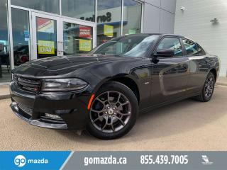Used 2018 Dodge Charger GT AWD 300HP POWER OPTIONS for sale in Edmonton, AB