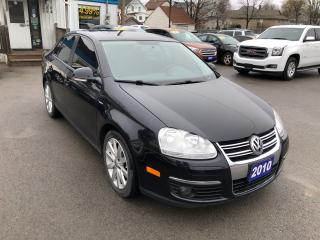 Used 2010 Volkswagen Jetta Wolfsburg Edition for sale in St Catharines, ON