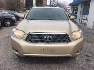 Used 2008 Toyota Highlander Hybrid LIMITED for sale in Scarborough, ON