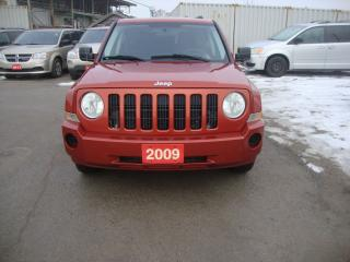 Used 2009 Jeep Patriot north for sale in London, ON