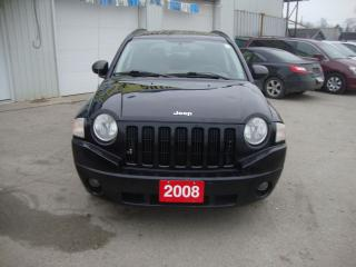 Used 2008 Jeep Compass Sport for sale in London, ON