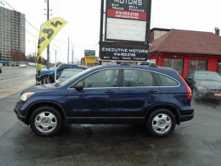 Used 2008 Honda CR-V LX / CLEAN / 4WD/ CERTIFIED / PWR GROUP / for sale in Scarborough, ON