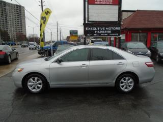 Used 2007 Toyota Camry LE/ LOW KM / NO ACCIDENT / CLEAN / CERTIFIED/ for sale in Scarborough, ON