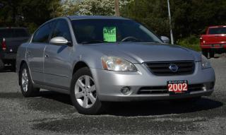 Used 2002 Nissan Altima for sale in Black Creek, BC