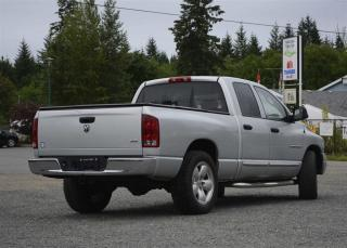 Used 2005 Dodge Ram 1500 for sale in Black Creek, BC