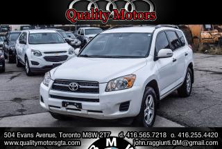Used 2011 Toyota RAV4 BASE for sale in Etobicoke, ON