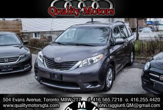 Used 2013 Toyota Sienna LE Mobility for sale in Etobicoke, ON
