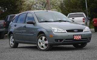 Used 2006 Ford Focus for sale in Black Creek, BC