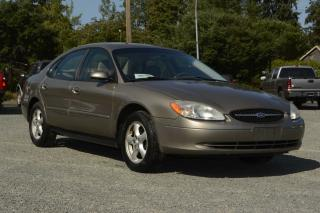 Used 2002 Ford Taurus for sale in Black Creek, BC