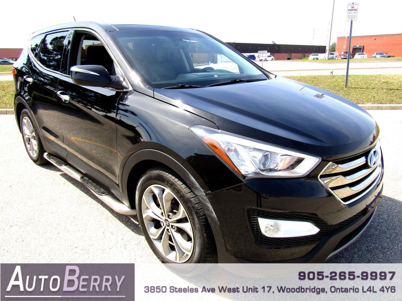 2013 Hyundai Santa Fe 2.0T - Sport - Premium AWD