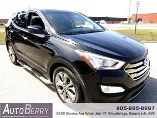 Used 2013 Hyundai Santa Fe 2.0T - Sport - Premium AWD for sale in Woodbridge, ON