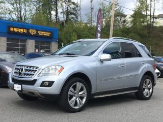 Used 2009 Mercedes-Benz ML-Class 3.5L for sale in Coquitlam, BC