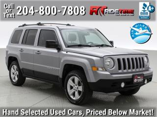 Used 2014 Jeep Patriot north for sale in Winnipeg, MB