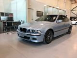 Photo of Silver Blue 2001 BMW M5