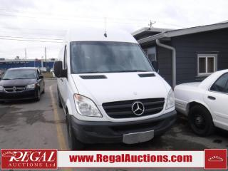 Used 2012 Mercedes-Benz SPRINTER  2500 PASSENGER VAN HIGH ROOF 170 for sale in Calgary, AB