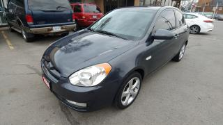 Used 2008 Hyundai Accent SPORT PACKAGE / EXCELLENT CONDITION for sale in Hamilton, ON