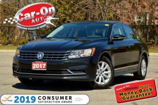 Used 2017 Volkswagen Passat Trendline+ REAR CAM HTD SEATS NAV READY LOADED for sale in Ottawa, ON