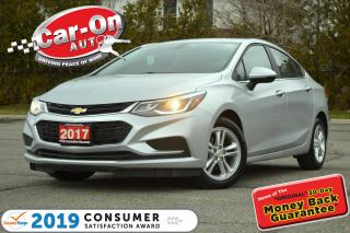 Used 2017 Chevrolet Cruze LT SUNROOF REAR CAM HTD SEATS NAV READY LOADED for sale in Ottawa, ON