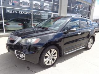 Used 2010 Acura RDX Technology Package Navigation for sale in Etobicoke, ON
