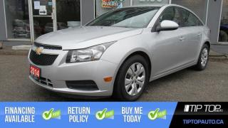 Used 2014 Chevrolet Cruze 1LT for sale in Bowmanville, ON