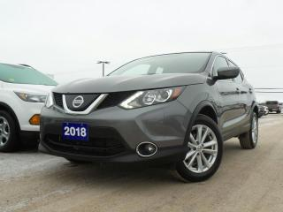 Used 2018 Nissan Qashqai SV 2.0L AWD HEATED STEERING WHEEL REVERSE CAMERA for sale in Midland, ON
