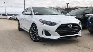 Used 2019 Hyundai Veloster 2.0 GL REVERSE CAMERA HEATED STEERING WHEEL for sale in Midland, ON