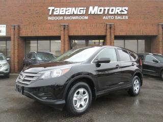 Used 2014 Honda CR-V AWD | NO ACCIDENTS | HEATED SEATS | REAR CAMERA | B\T for sale in Mississauga, ON